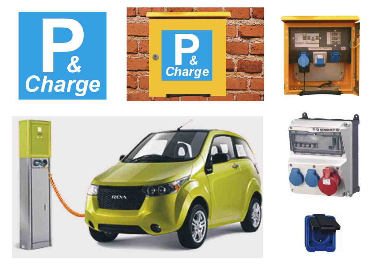 Park + Charge